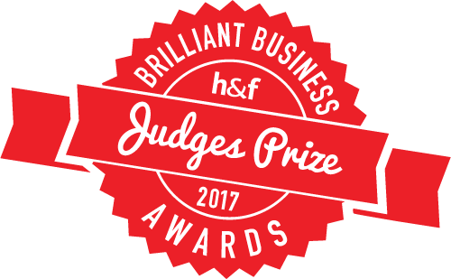 Brilliant Business Awards Judges Prize